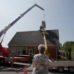 Grootschalige vervanging schoorstenen in Noordoost-Groningen